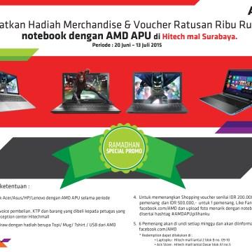 Promo Hitech Mall Surabaya