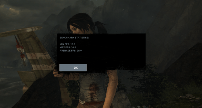Tomb Raider Resolusi Quad HD Asus N551ZU Set Medium