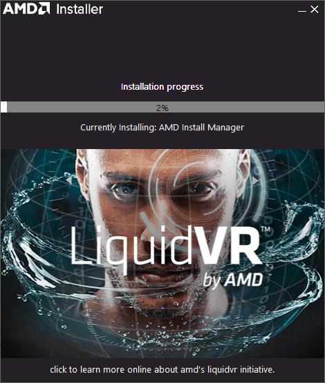 AMD Radeon Crimson Setting