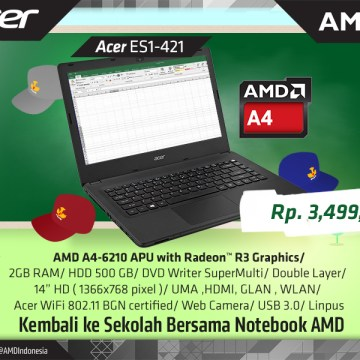 Acer Aspire ES1-421