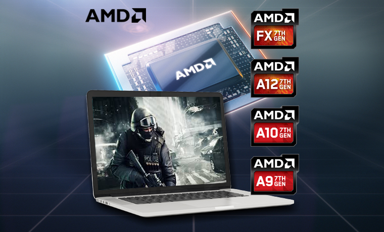AMD 7th Gen APU Mobile