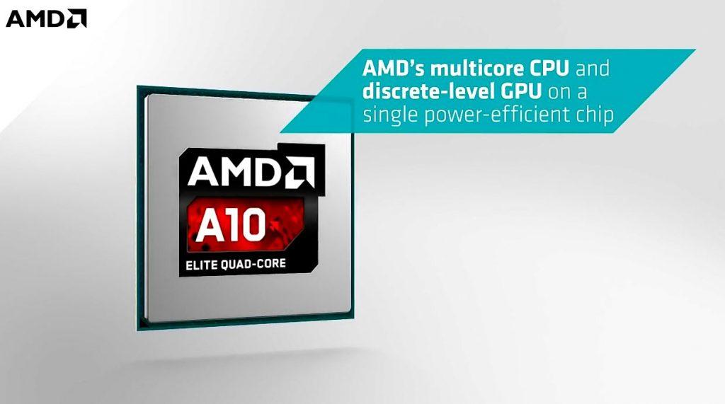 AMD Multicore CPU dengan GPU terntegrasi tangguh untuk komputasi dan hemat daya