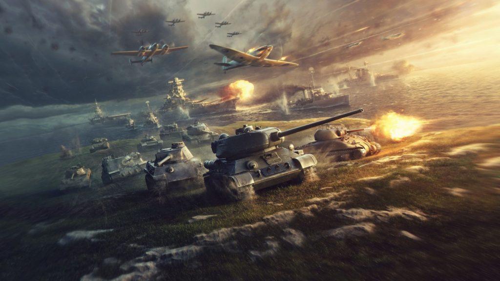 Gaming World of Tanks dengan Acer Aspire Z3-451