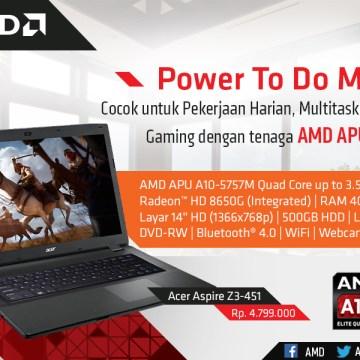 Acer Aspire Z3-451 A10-5757M