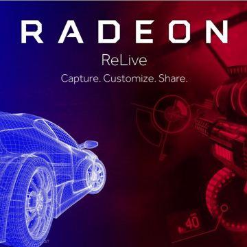 AMD Crimson Relive