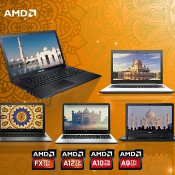Deretan AMD Notebook