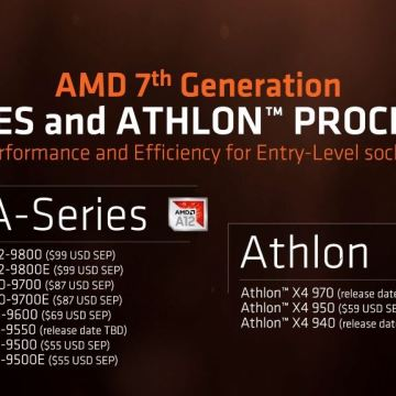 seri 7th Gen APU Desktop AM4 & Athlon X4 AM4