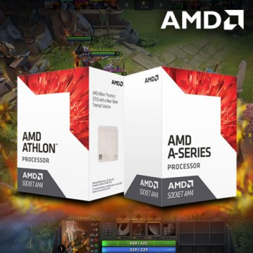ATHLON X4 & 7TH GEN APU SERIES