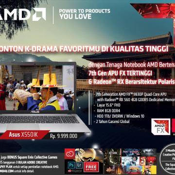 Asus X550IK