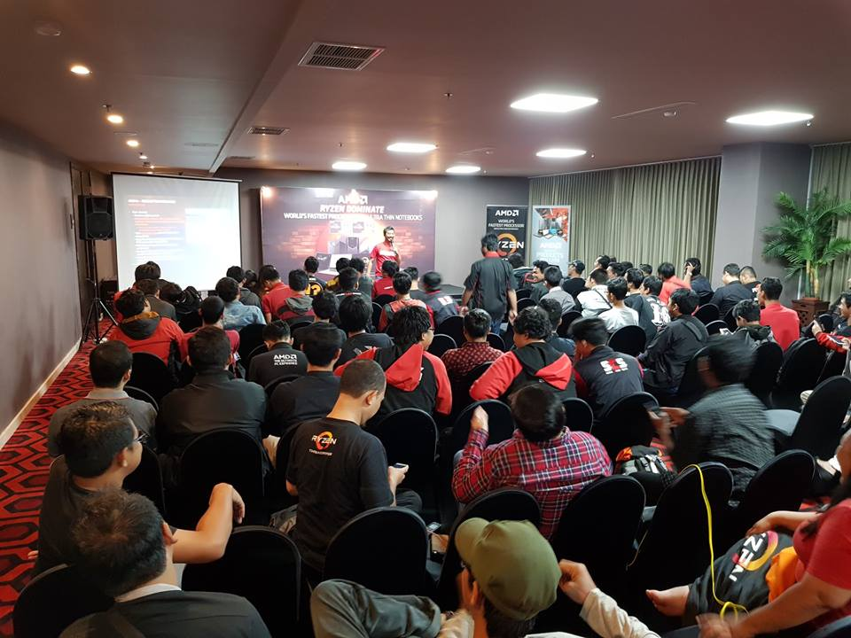 Ryzen Dominate Surabaya
