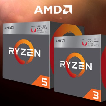 APU Ryzen with Vega