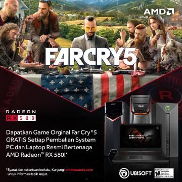 Promo Far Cry 5