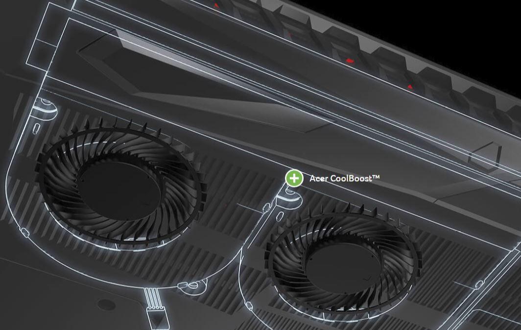 Acer Nitro 5 AN515: Laptop Gaming Ryzen™ Mobile dengan Kartu Grafis