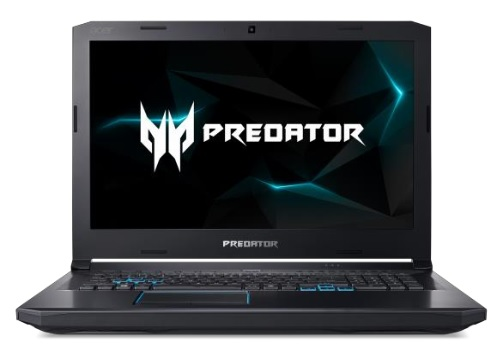 Press realease Acer Predator Helios 500