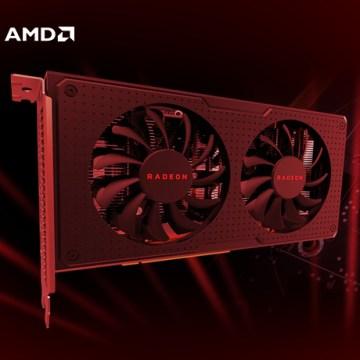 Radeon™ RX 590 Kartu Grafis Teknologi 12nm Terbaru yang Tangguh untuk Bermain Game AAA!