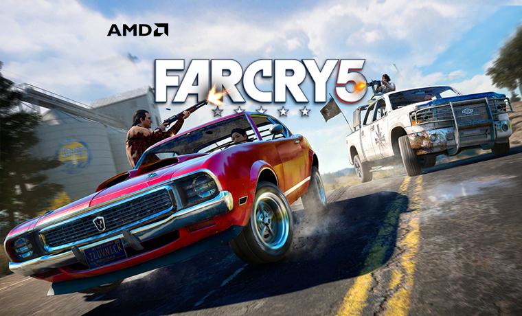 Uji Performa Radeon™ RX 590 Kartu Grafis Andal Untuk Bermain Game di Resolusi Full HD!
