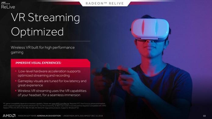 VR Streaming