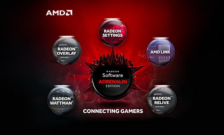 Panduan Download Driver AMD Radeon™ Software Adrenalin 2019 Terbaru