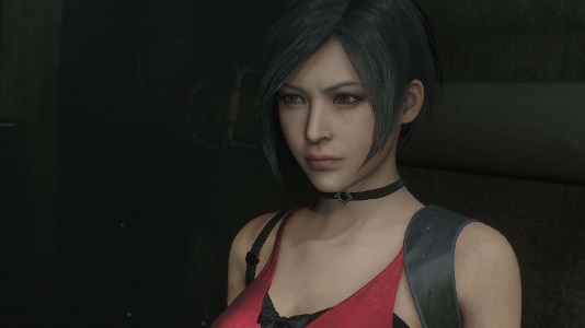 Resident Evil 2 Radeon
