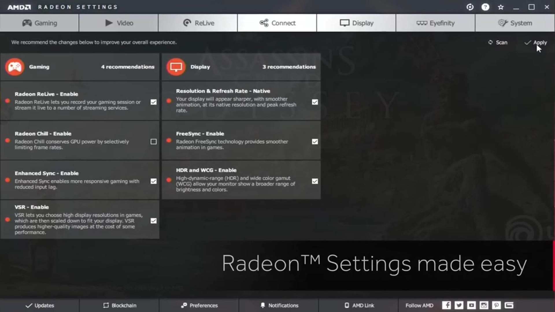 Radeon Software Advisor 2