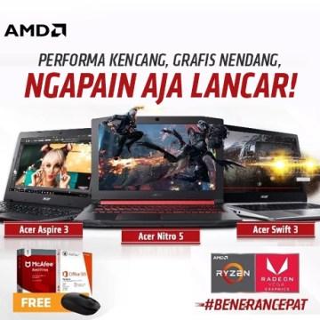Promo Spesial AMD 50th Anniversary: Dapatkan 2 Game