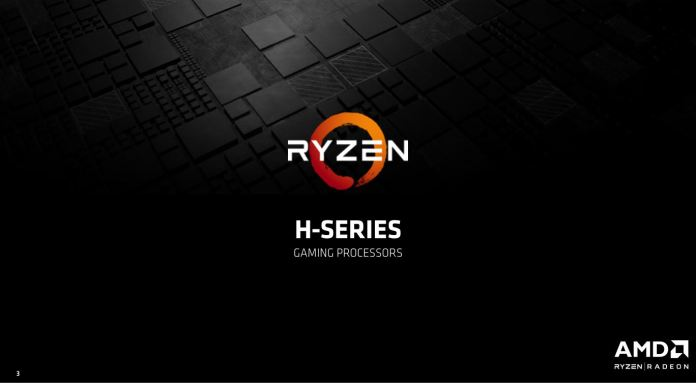 Ryzen H Series
