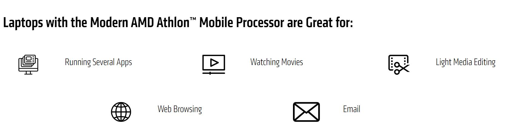 AMD Athlon™ 300U Mobile Bisa Untuk
