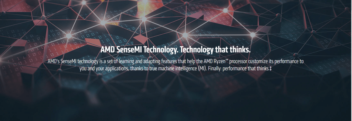 AMD SenseMI Technology