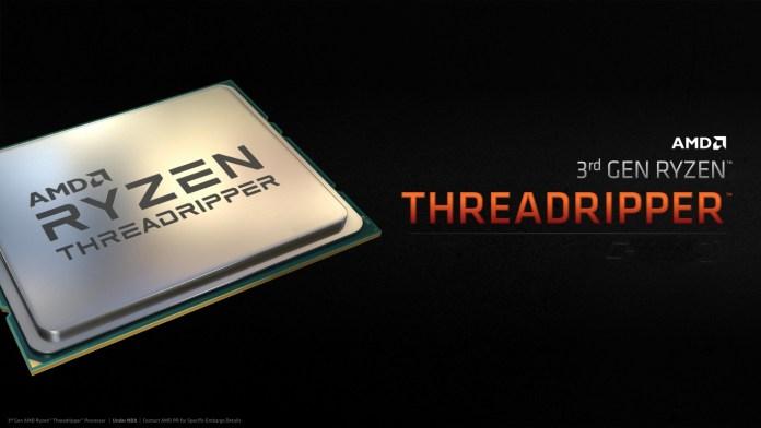 AMD Ryzen Threadripper Announcement