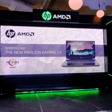 Launching HP Pavilion Gaming 15