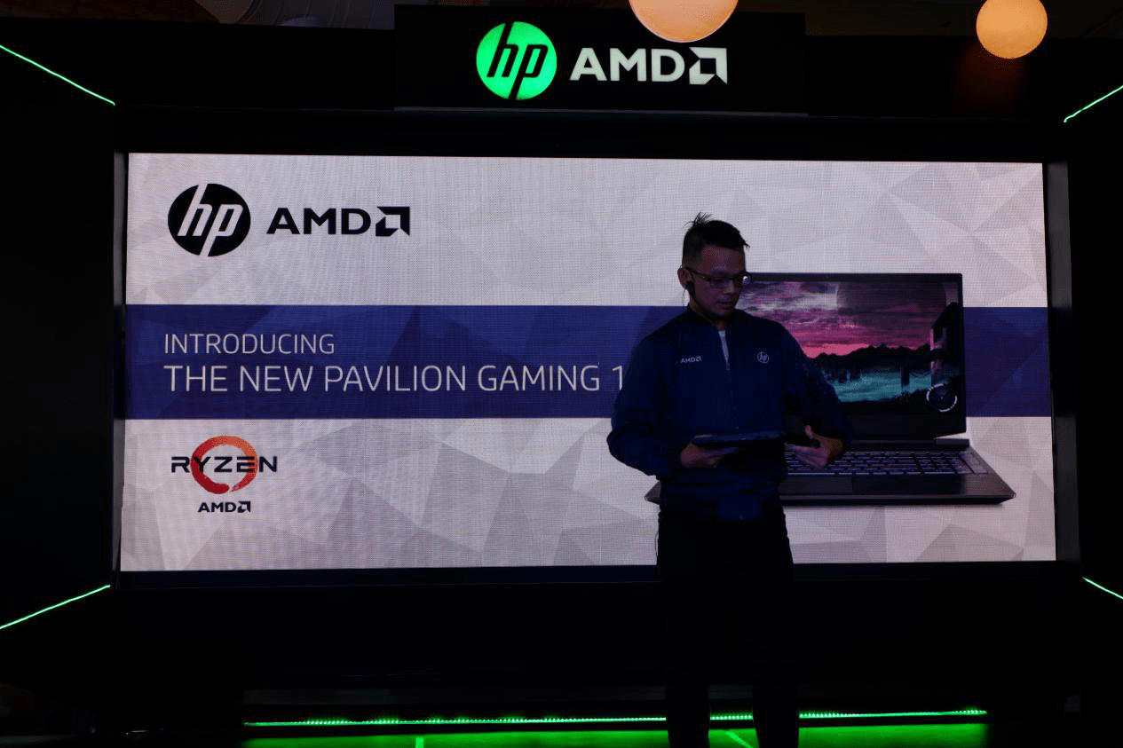 Penjelasan HP Pavilion Gaming 15 dari Mr. Hansen Wijaya