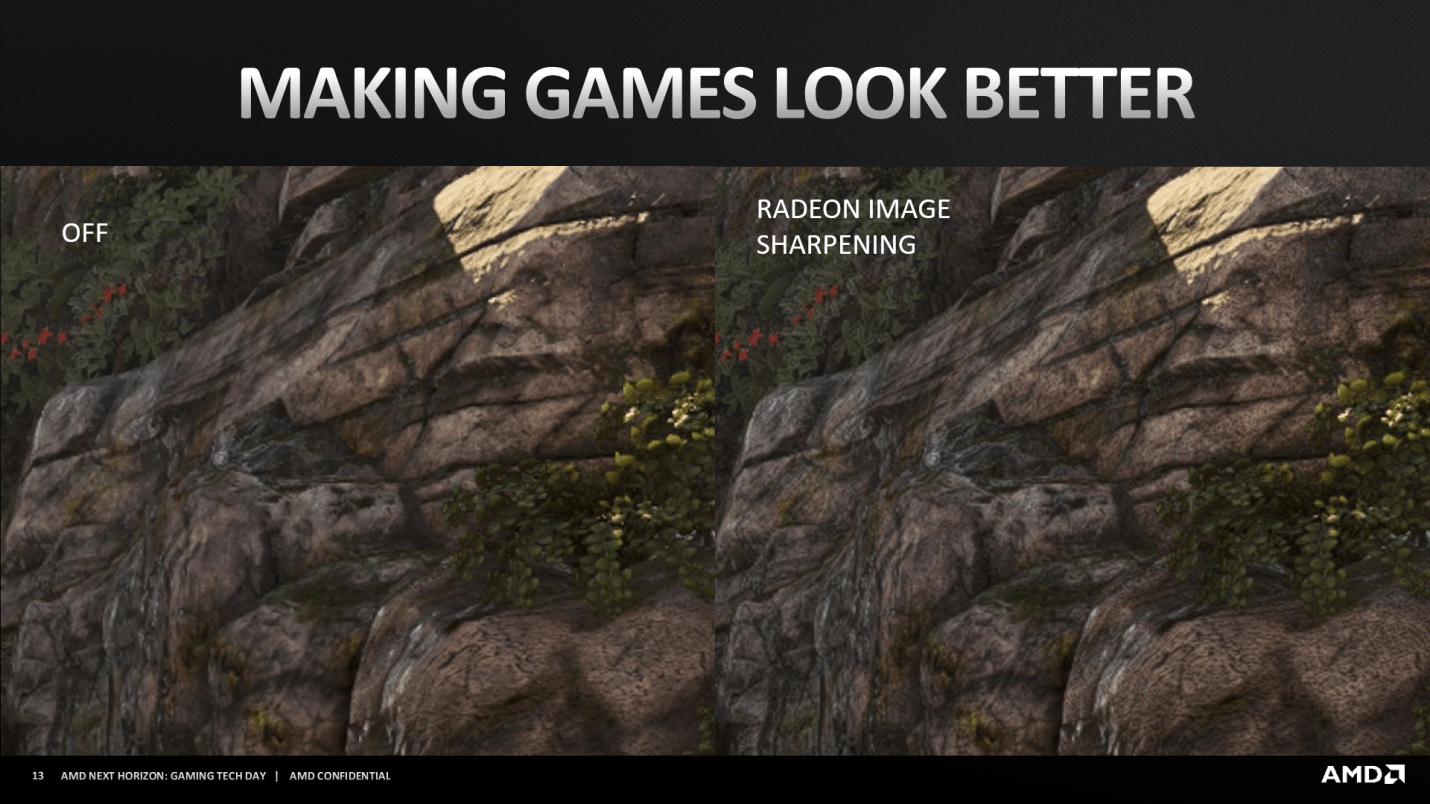 Radeon™ Image Sharpening