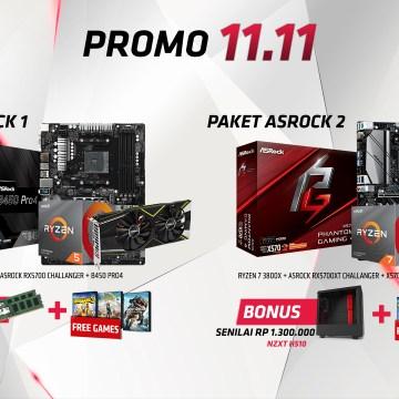 promo 11.11 AMD