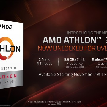 AMD Athlon™ 3000G Intro