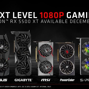 Radeon™ RX 5500XT