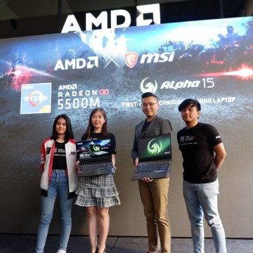 MSI Alpha 15 Showcase