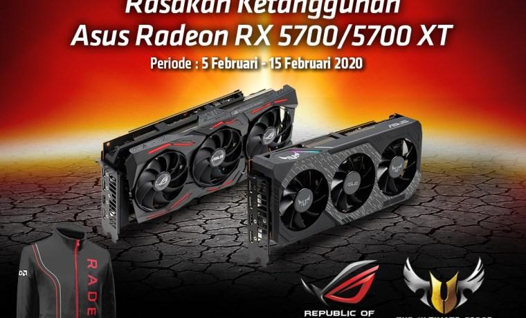 Intro Promo ASUS RX 5700 Series