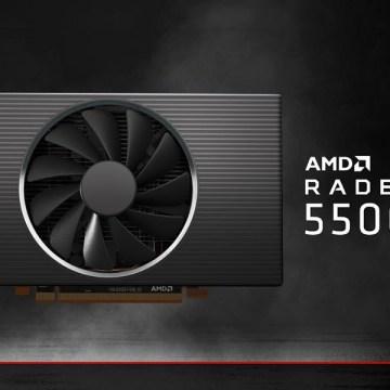 Intro Radeon RX 5500XT