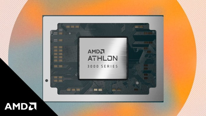 Intro AMD Athlon™ Mobile 3000 Series