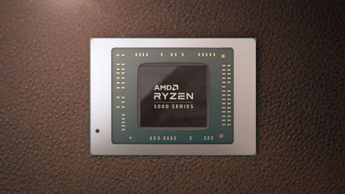 Intro AMD Ryzen™ 5000 Series Mobile Processors