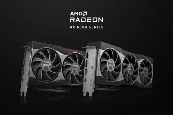 AMD Radeon™ RX 6000 Series