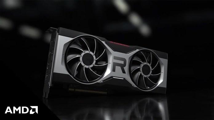 Intro Performa AMD Radeon RX 6700 XT