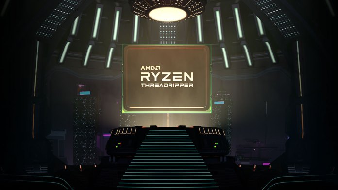 Threadripper Chip