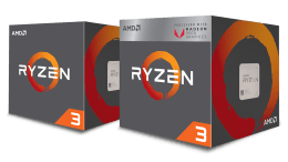 AMD Ryzen 3 and Ryzen 3 mobile