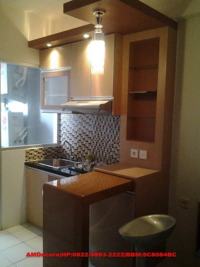 Paket Interior 2 Bed room Full Furnish