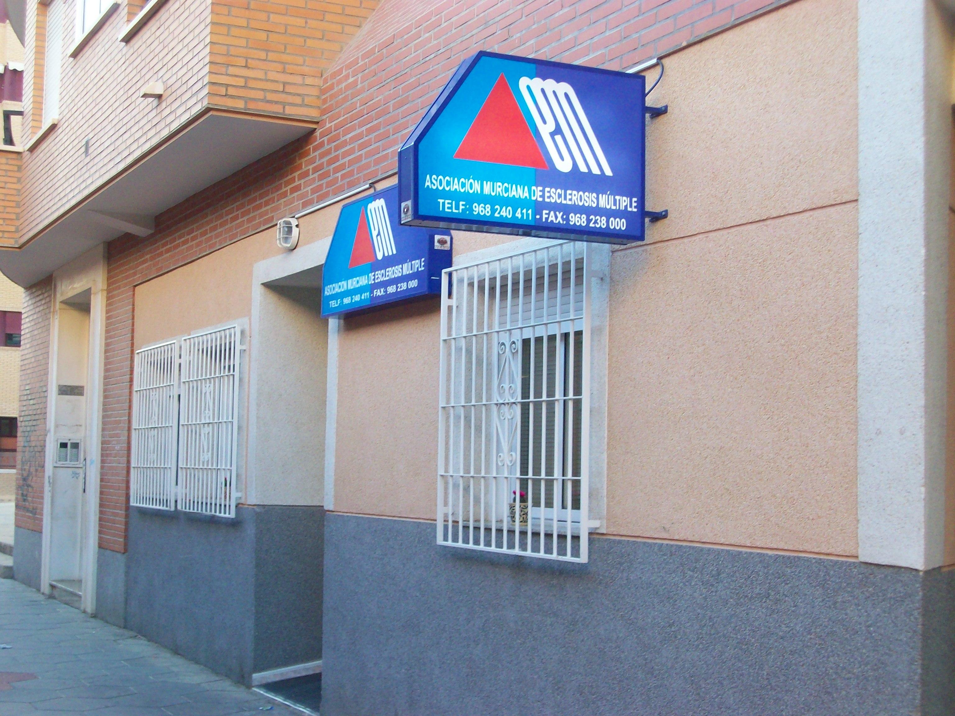 C/ Antonio de Ulloa -La Flota (Murcia).