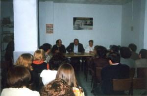 Inaguración AMDEM 1994