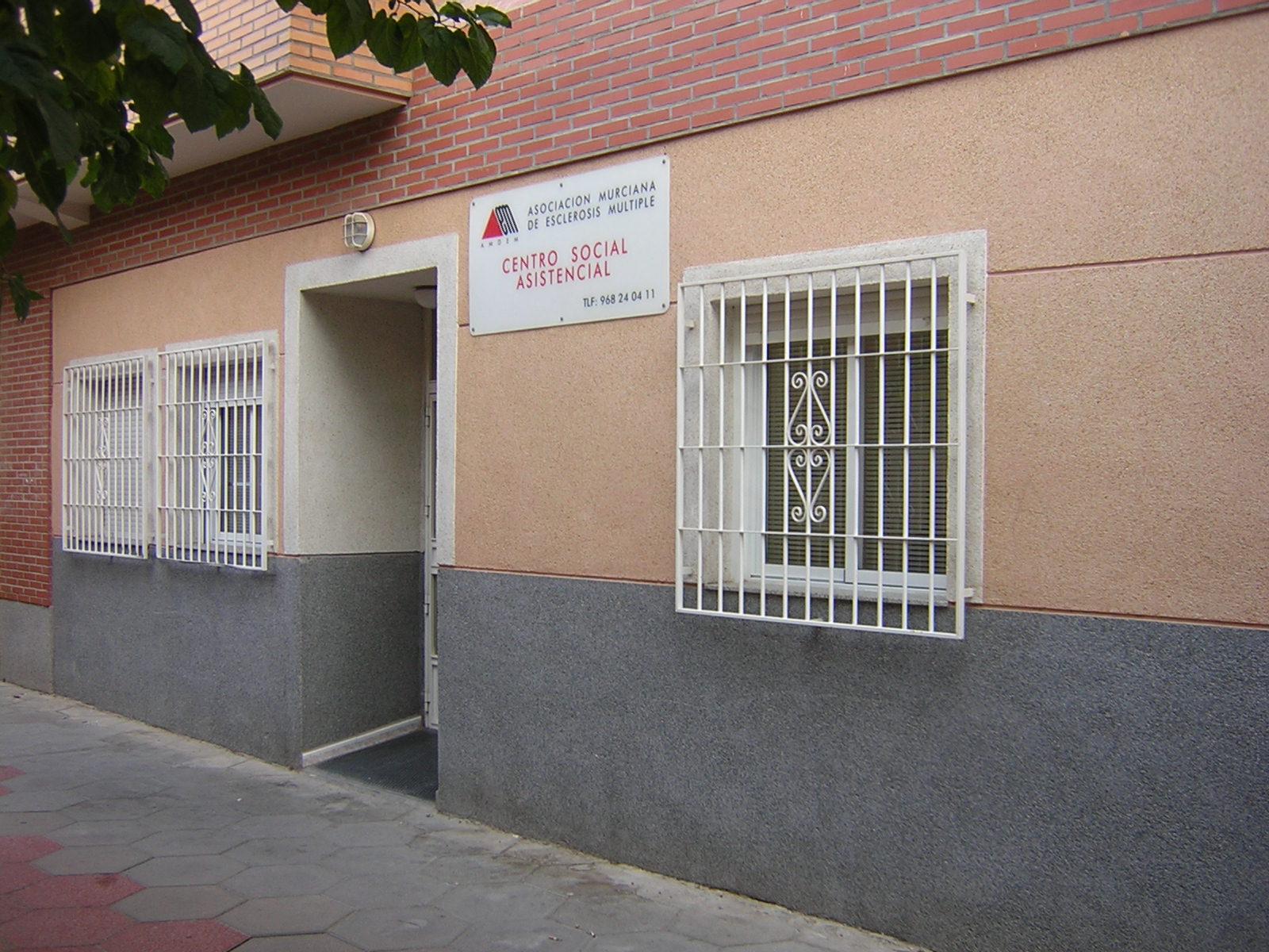 Centro Social AMDEM.