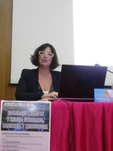 coordinadora programa AYUDA MULTIPLE -TEVA