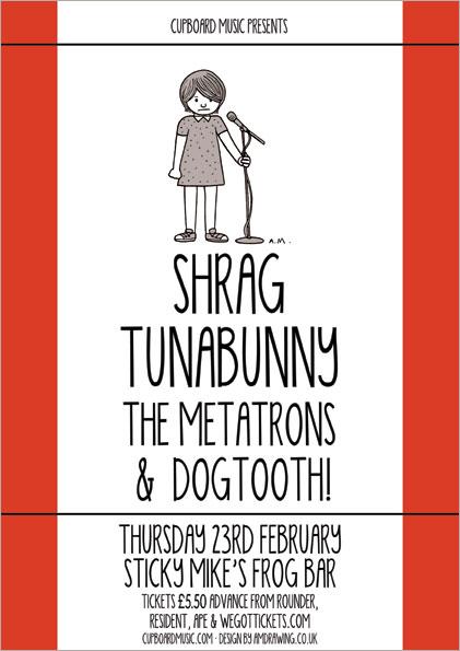 Shrag poster